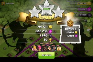 Pillage Clash of Clans