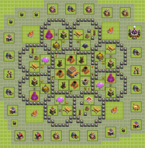 TH8 Flower Power