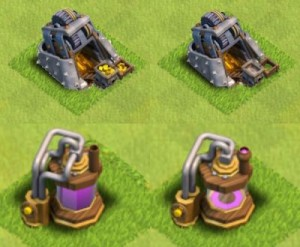 Clash-of-Clans-Gold-Mine-Elixir-Collector-400x329