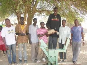 Manute au Soudan