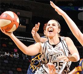 Becky Hammon - WNBA