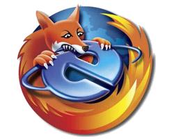 Firefox dépasse Internet Explorer en Europe